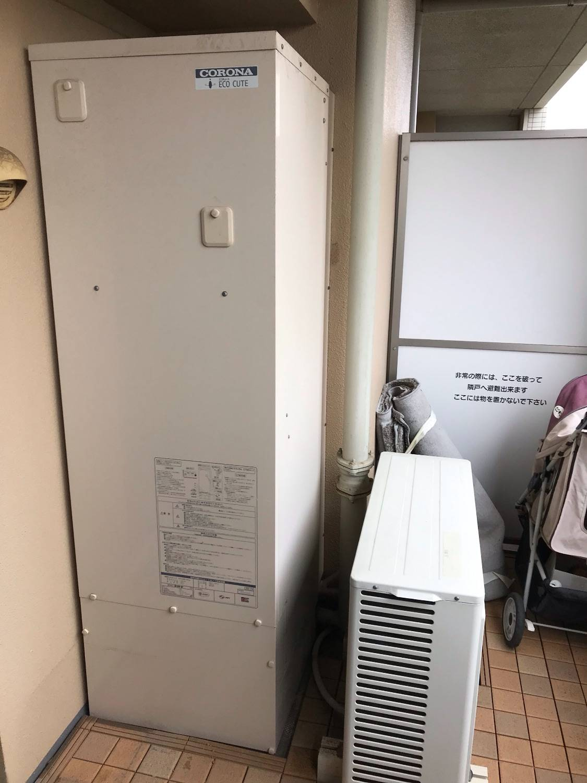 施工前 | 藤沢市周辺エリアのガス給湯器・電気温水器・エコキュート交換| 株式会社内藤商事